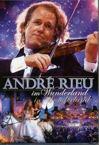 Cover André Rieu - Im Wunderland [DVD]